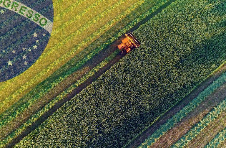 brasil-agricultura-administração-rural