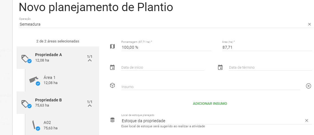novo-plantio