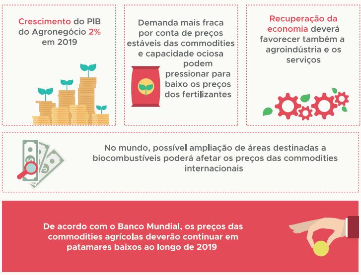 perspectivas do agronegócio brasileiro 2019