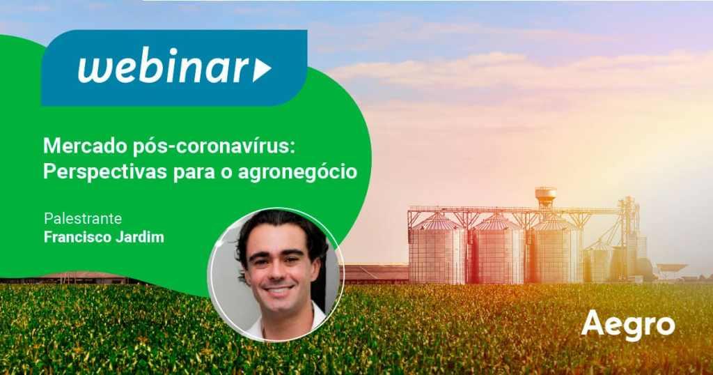 coronavírus no agronegócio