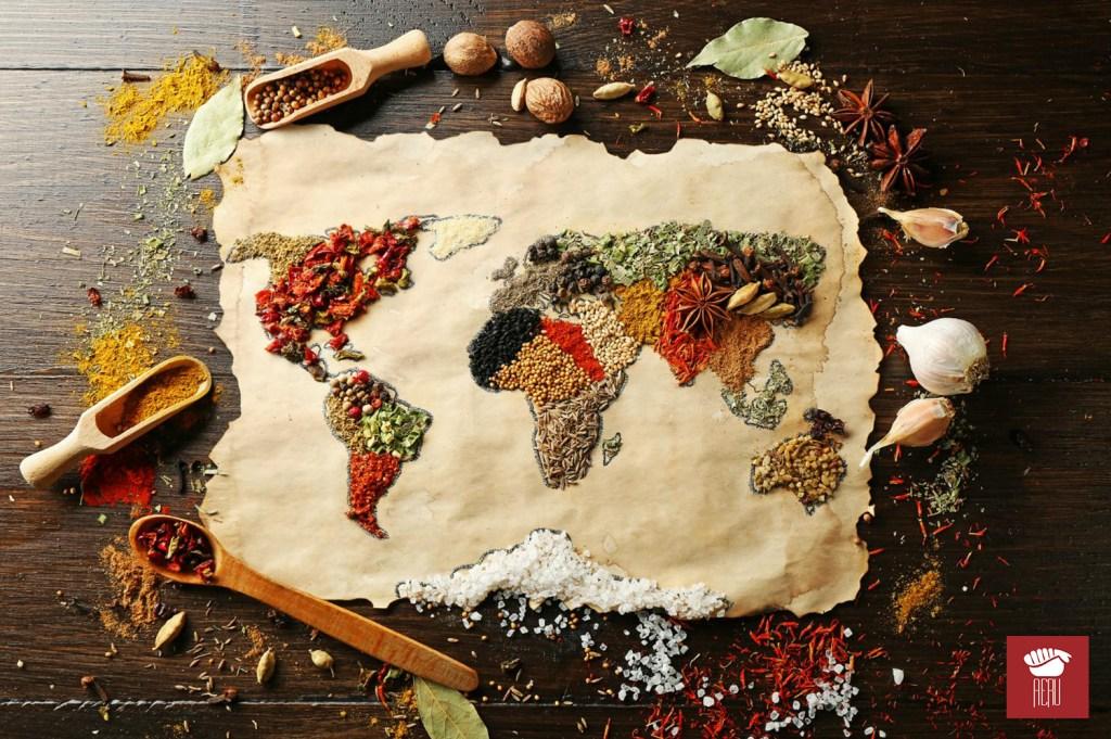 Como é a alimentação mundo afora? - Blog do AERU - Guia de Gastronomia  Japonesa
