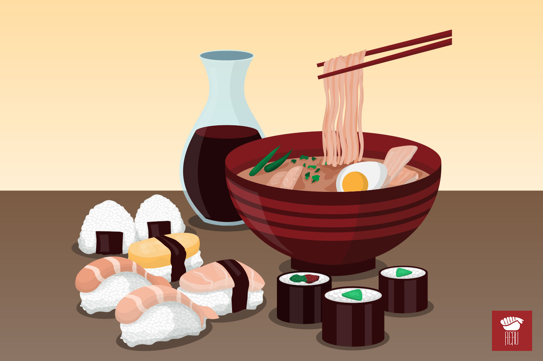 Gastronomia-Japonesa