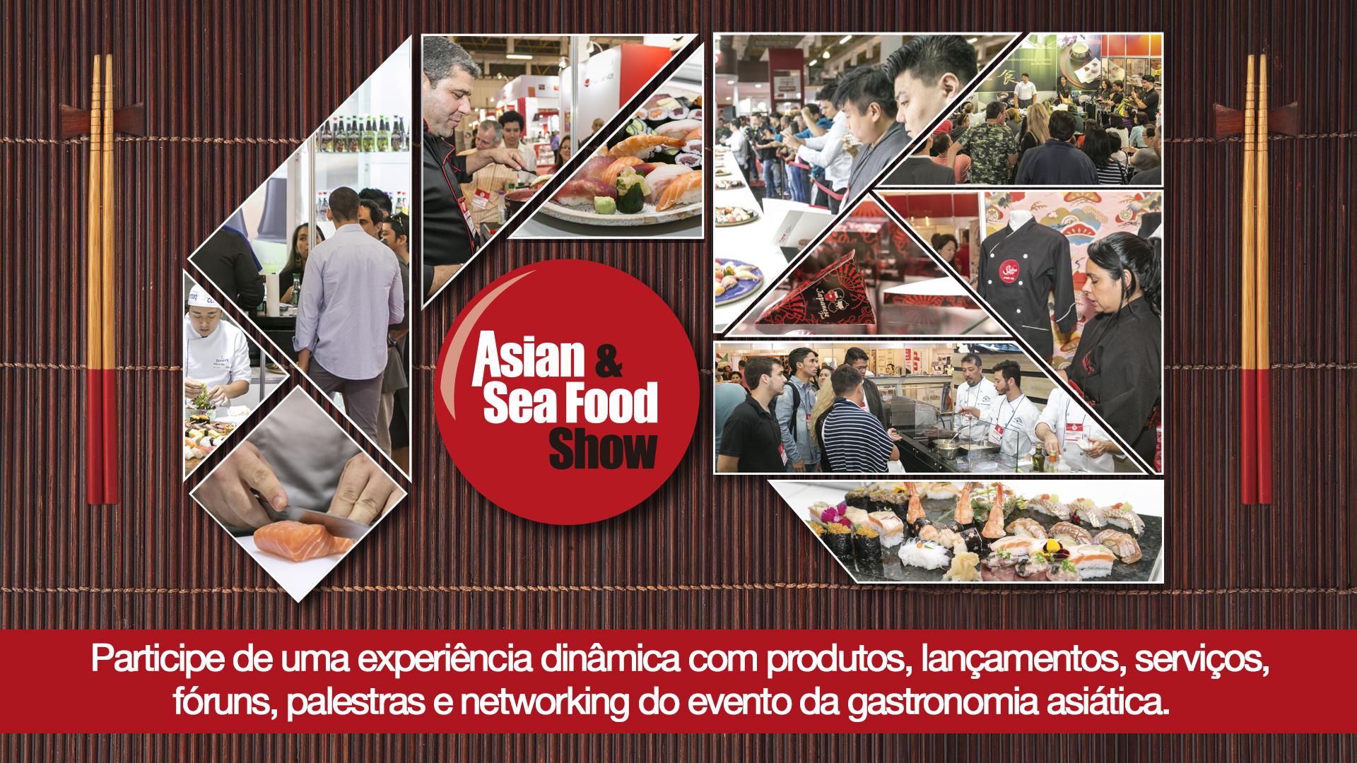 Evento Asian Sea Food Show 2017