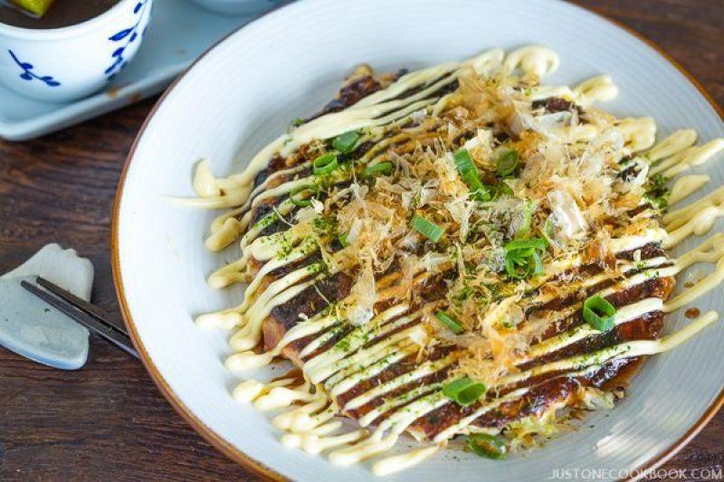 Panqueca Japonesa Okonomiyaki
