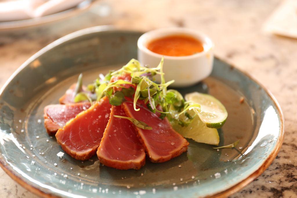 receitas com sashimi de atum