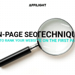 On-page SEO techniques To Rank Your Website