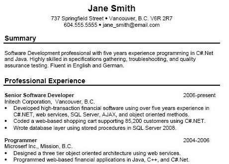 rules for a resume resume rules and tips resume template resume