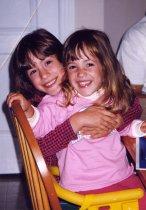 Lindsay and sister