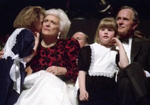 Bush Family AfterTalk Inspirational