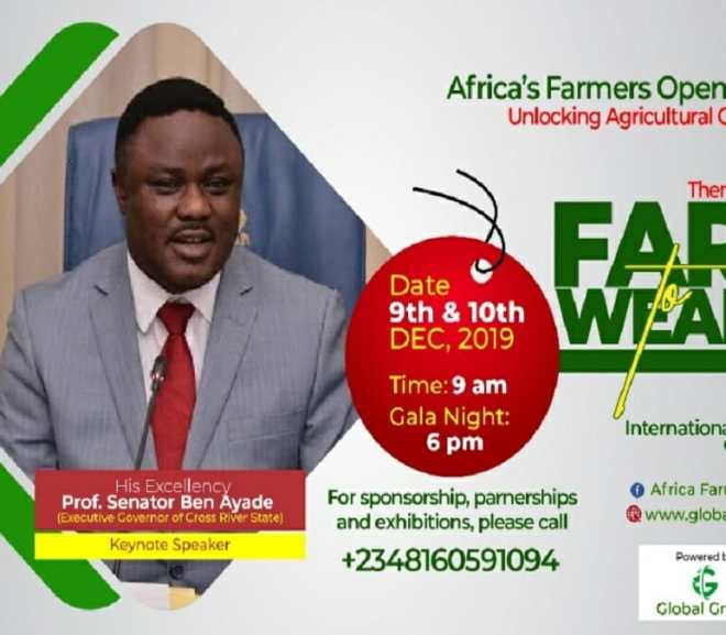 Africa's Farmers Open Day 2019: Unlocking Agricultural Opportunities