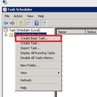 Schedule PowerShell