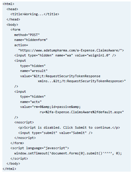 Claims-Based Authentication 4