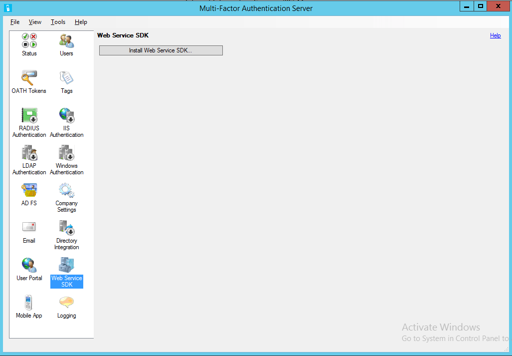 Azure Multi-Factor Authentication server 14