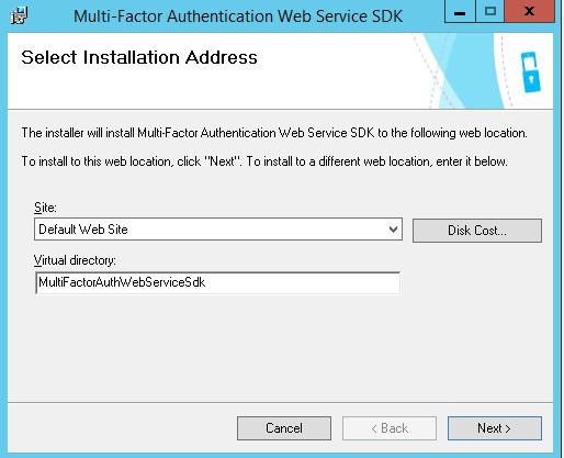 Azure Multi-Factor Authentication server 16
