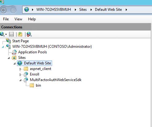 Azure Multi-Factor Authentication server 17