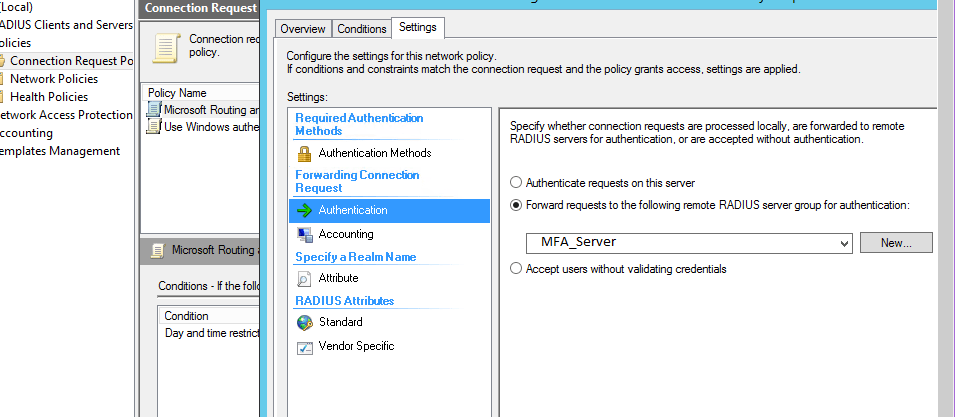 Azure Multi-Factor Authentication server 35