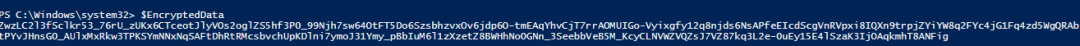 Azure key vault with PowerShell 7