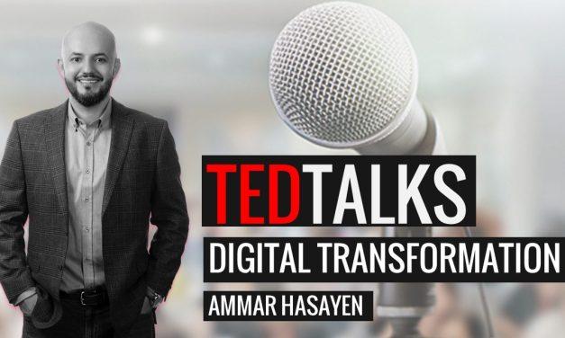 My TEDTalks – Digital Transformation