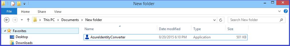Azure AD GUID to Azure AD ImmutableID converter 3