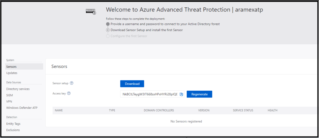 Azure advanced threat protection deployment 14