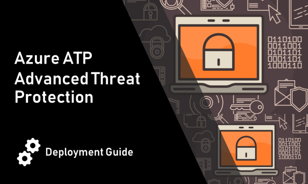 Azure advanced threat protection deployment