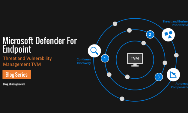 P3: MS Defender for Endpoint – Threat and Vulnerability Management (TVM)