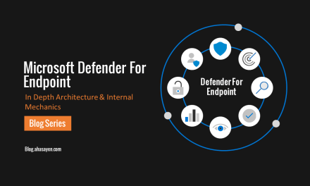 P1: Microsoft Defender for Endpoint – Architecture