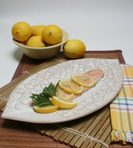 trout-with-lemon