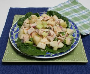 chicken-and-pear-salad