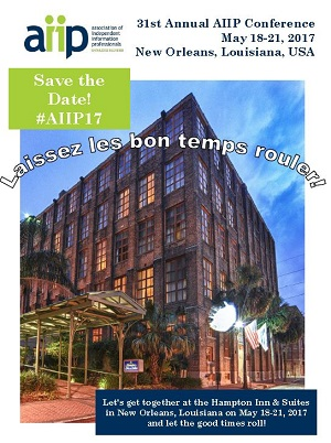 AIIP-31st-Annual-Conference-NOLA-May-2017