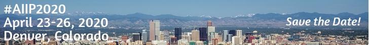AIIP20 - Denver Colorado, April 2020