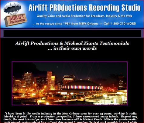 AirliftProductionsTestimonialsScreenShot