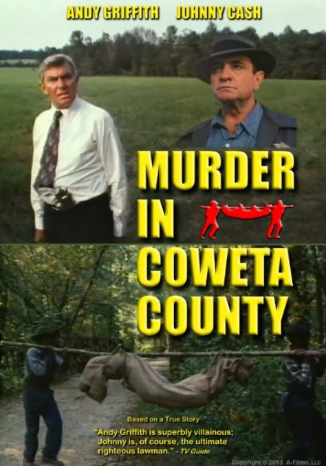"The ""Murder In Coweta County"" made-for-CBS-TV  movie shook-up America in 1983"