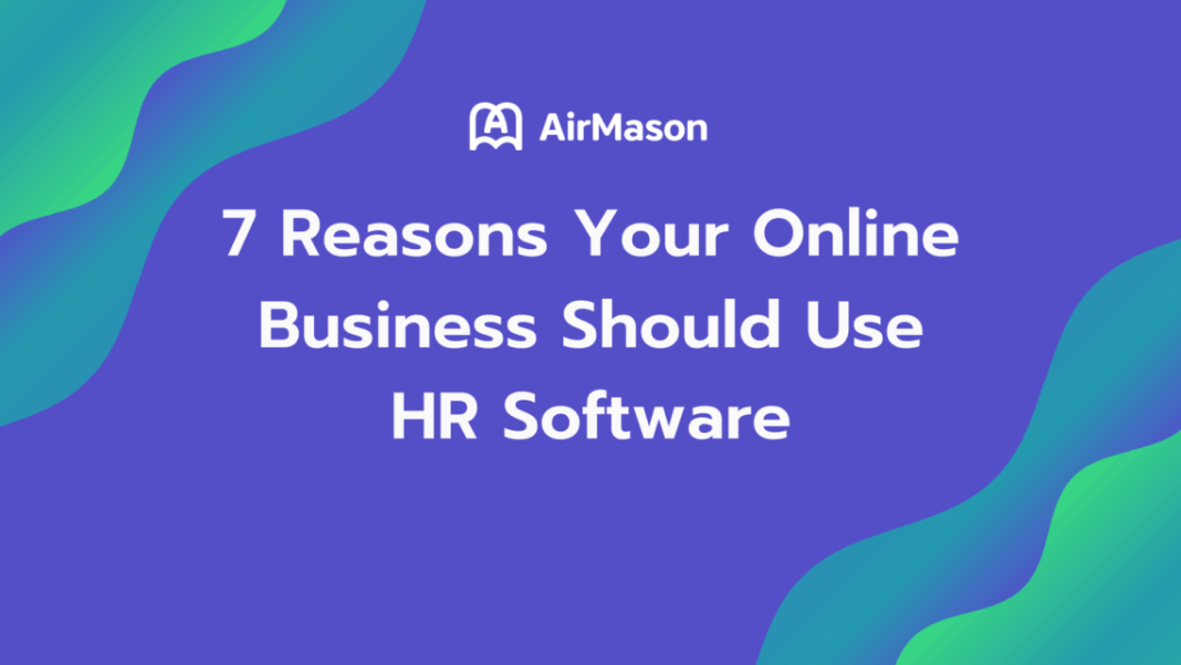 HR software benefits