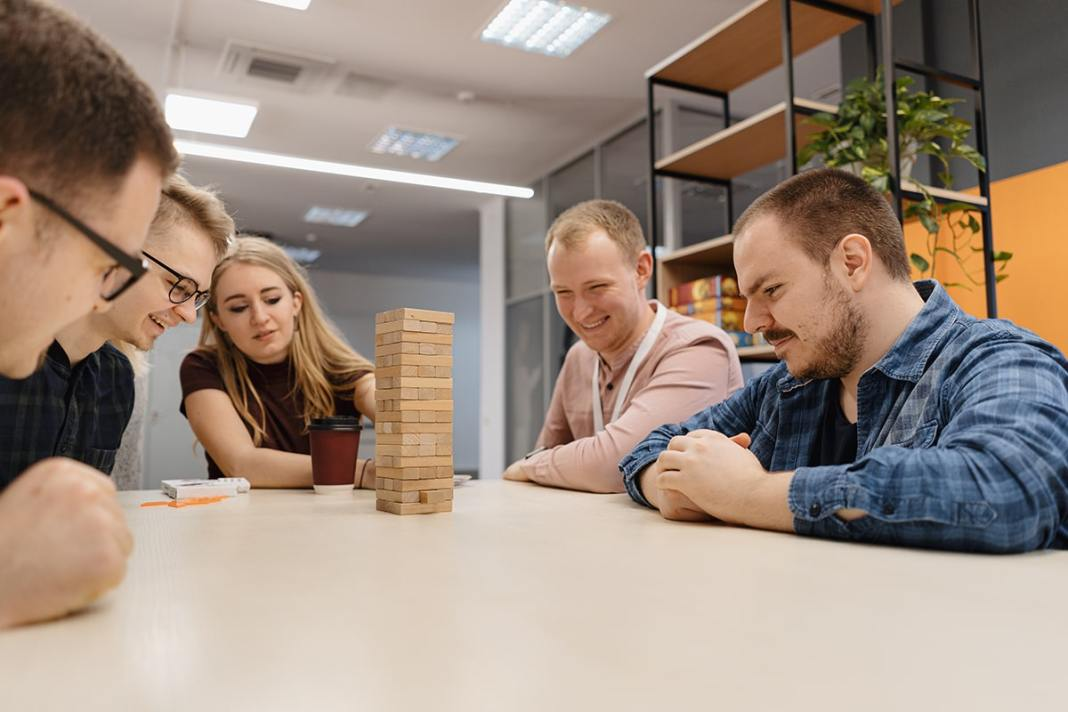 creating positive work environment