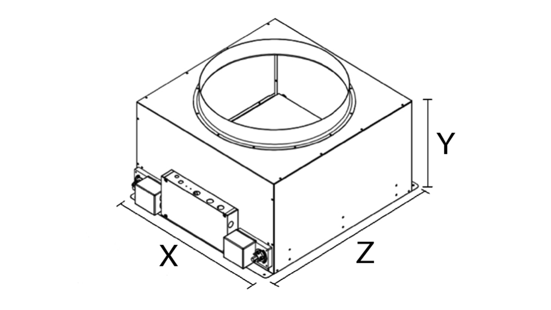 Vertical Damper Installation Part 1 Airscape Models