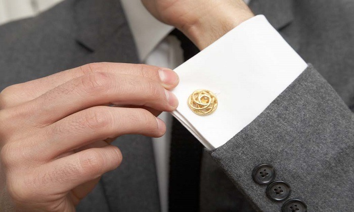 Cuff links for Gentleman in Bangladesh