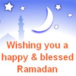 Ramadan Greetings Widget for Your Blog