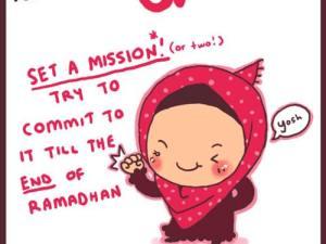 Kartun Lucu Hikmah Ramadhan – 10 Hari Pertama