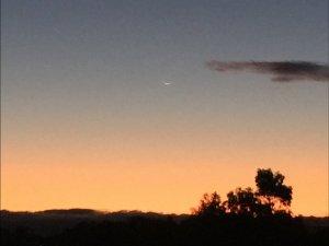 Photos of Crescent Moons of Shawwal 1436 AH