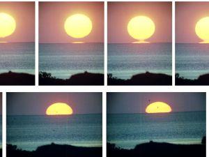 "Belajar dari ""Bumi Datar"": Matahari Tidak Pernah Tenggelam?"