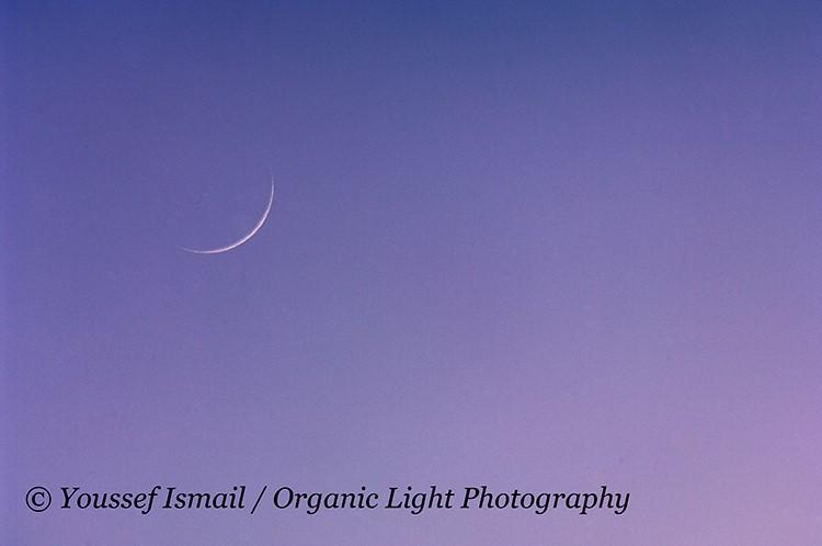 Photos: Crescent Moon of Ramadan 1439 H (2018)