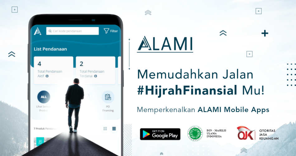 ALAMI Mobile App Android Launching