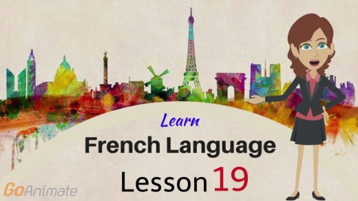 With this 1 minute video learn how to book tickets in French.