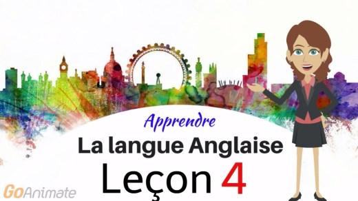 Regardez votre façon d'apprendre l'anglais- Partie 4!