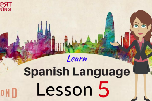 Learn Spanish step by step with these informative videos