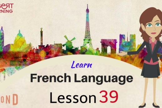 Learning French easily and for free