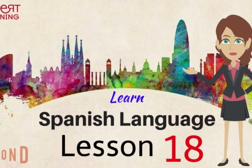 Learning Spanish easily and for free
