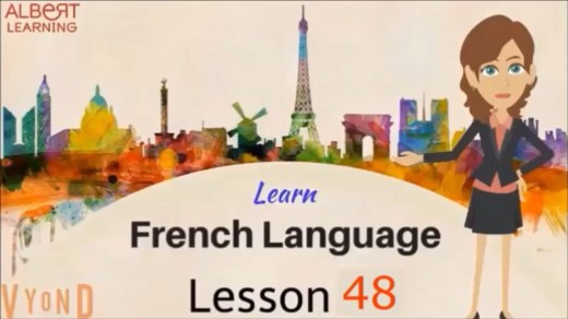 Albert Learning Learn French with ease lesson 48