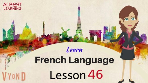 Take lessons with Albert learning to improve French Conversational skills
